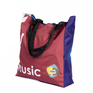 Uzwelo Bags Shopper Bag: Webbing Handle