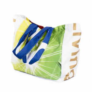 Uzwelo Bags Shopper Bag: Flat Plain Handle - Wide