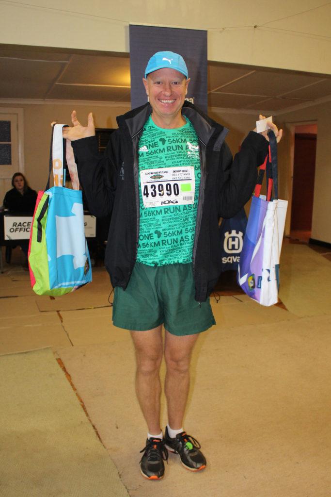 Husqvarna Race & Bag Pledge
