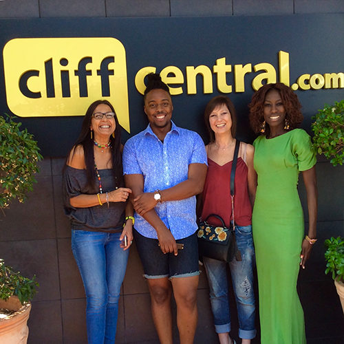 Uzwelo interview on Cliff Central