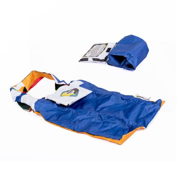 Uzwelo Bags Shopper Bag: Pocket