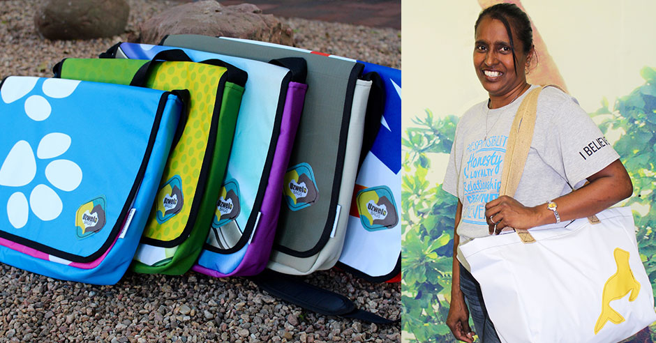 Rajes - Uzwelo Bags