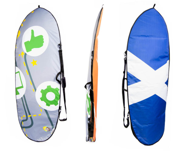 Uzwelo Bags Surfboard Bag