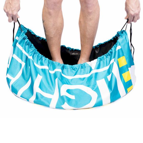Uzwelo Bags Wetsuit Bag: Changing Mat