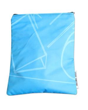 Bikini bag blue