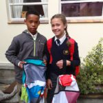 Uzwelo Bags giving back to Knysna Primary