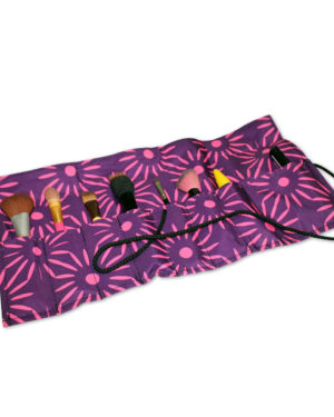 Make up roll up bag