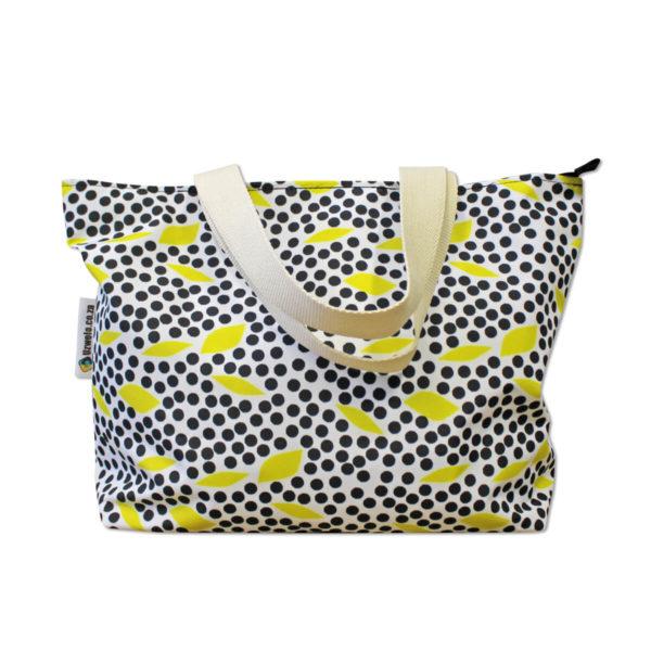 Handbag - natural webbing