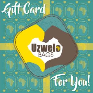 Uzwelo Gift Card